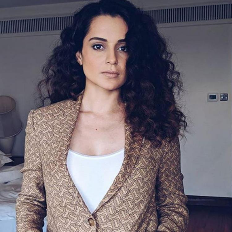 Kangana Ranaut expresses gratitude towards Indian Government & fans on being conferred with Padma Shri Award