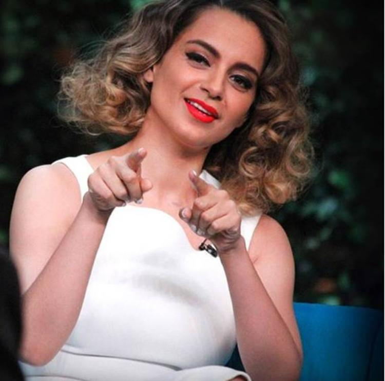 Kangana Ranaut says there are many selfish people in Bollywood; Here's why