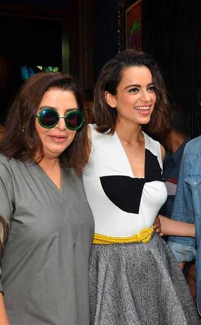 Image result for farah khan kangana