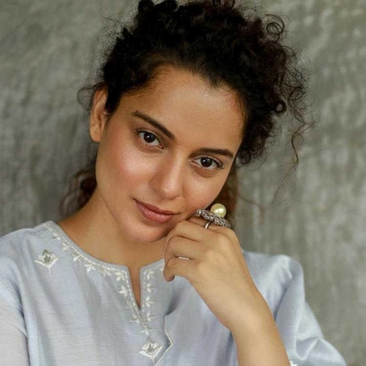 Kangana Ranaut thinks Rangoli is the best person to narrate her story; drops hints about her biography