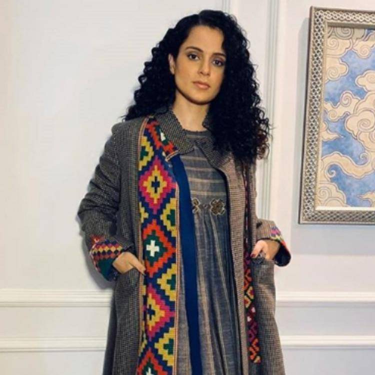 Kangana Ranaut REVEALS she has a secret social media account; Says 'spend 7 to 8 hours on it when not working'