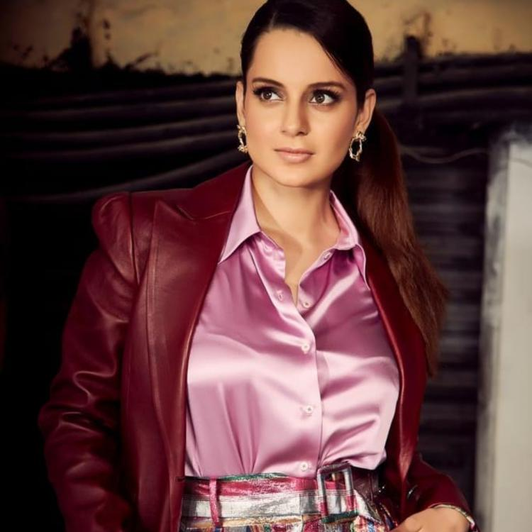 Kangana Ranaut for Judgementall Hai Kya promotions in Tommy Hilfiger; Yay or Nay