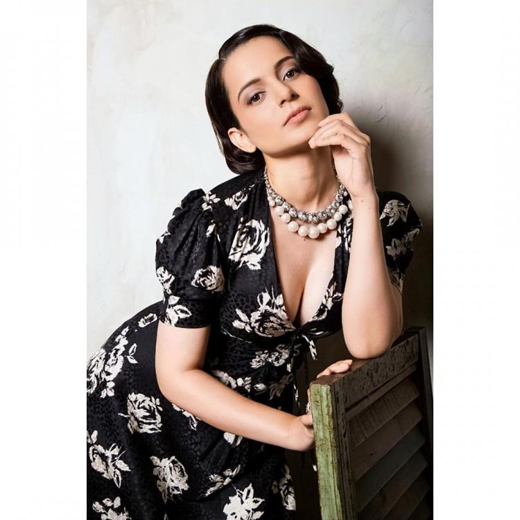Kangana ranaut in miu miu and chanel