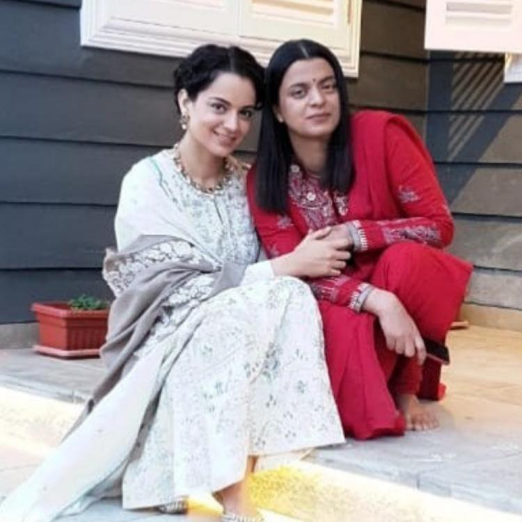 Kangana Ranaut's sister Rangoli compares her to Godfather's Brando; Says 'she too gained respect nationwide'