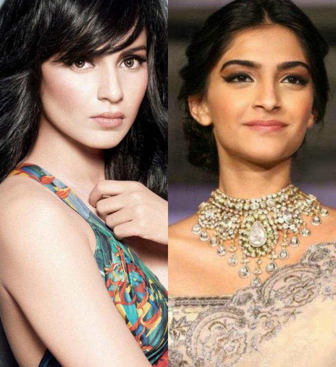 Image result for sonam and kangna ranaut