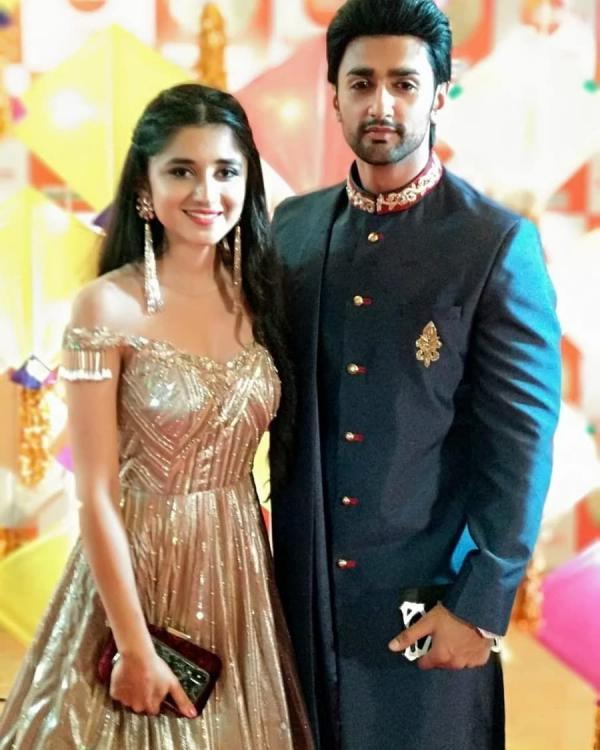 EXCLUSIVE VIDEO: Guddan's Nishant & Kanika: Seeing our offscreen chemistry people feel we are real life couple