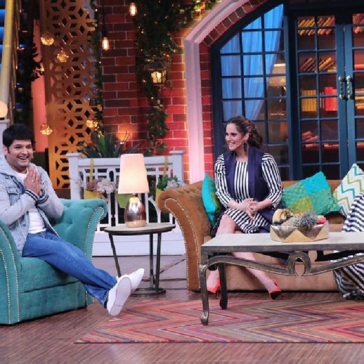 The Kapil Sharma Show February 2, 2019 update: Sania Mirza pulls Kapil Sharma's leg leaving him speechless.