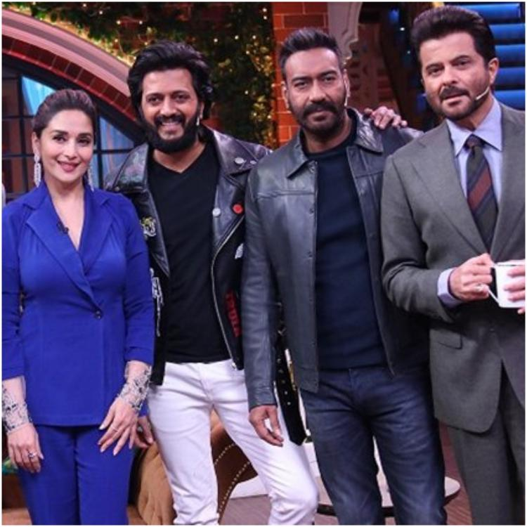 The Kapil Sharma Show February 16, 2019 Written Update: The star cast of 'Total Dhamaal' in the house