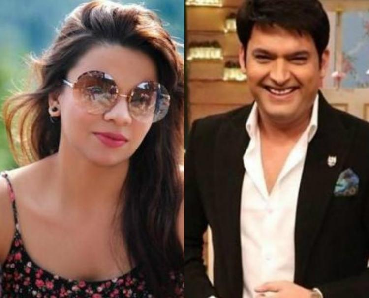 news & gossip,Kapil Sharma,Preeti Simoes,Family Time with Kapil Sharma