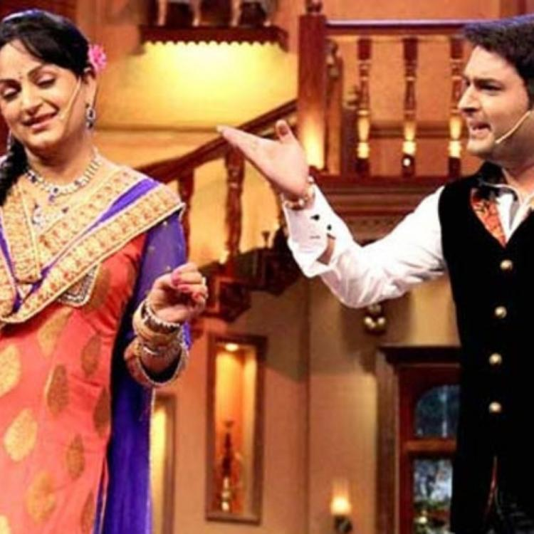 Kapil Sharma is a very good person and I was very happy working in Comedy Nights with Kapil: Upasana Singh
