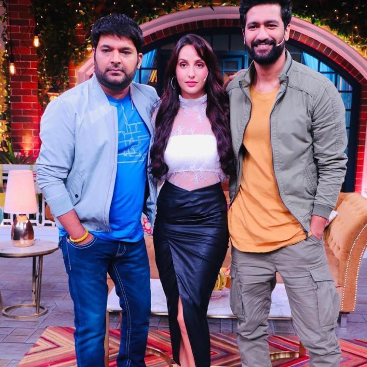 The Kapil Sharma Show Written Update, 24 August 2019: Vicky Kaushal and Norah Fatehi on the show tonight