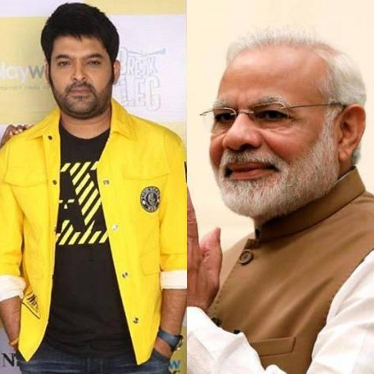 Kapil Sharma contributes Rs 50 lakh towards PM relief fund to fight Coronavirus
