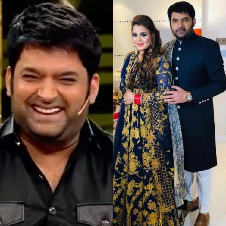 Kapil Sharma has an EPIC reply when asked about how did he fall in love with wife Ginni Chatrath; Watch Video