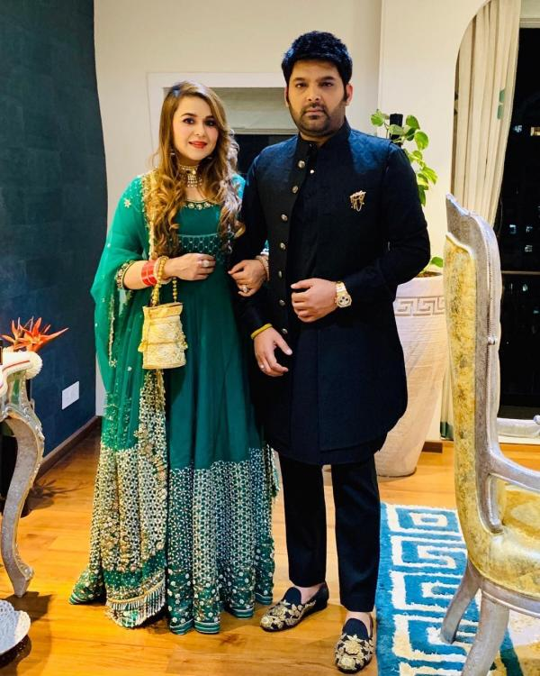 Kapil Sharma takes a break from The Kapil Sharma Show to go on baby moon with expecting wife Ginni Chatrath