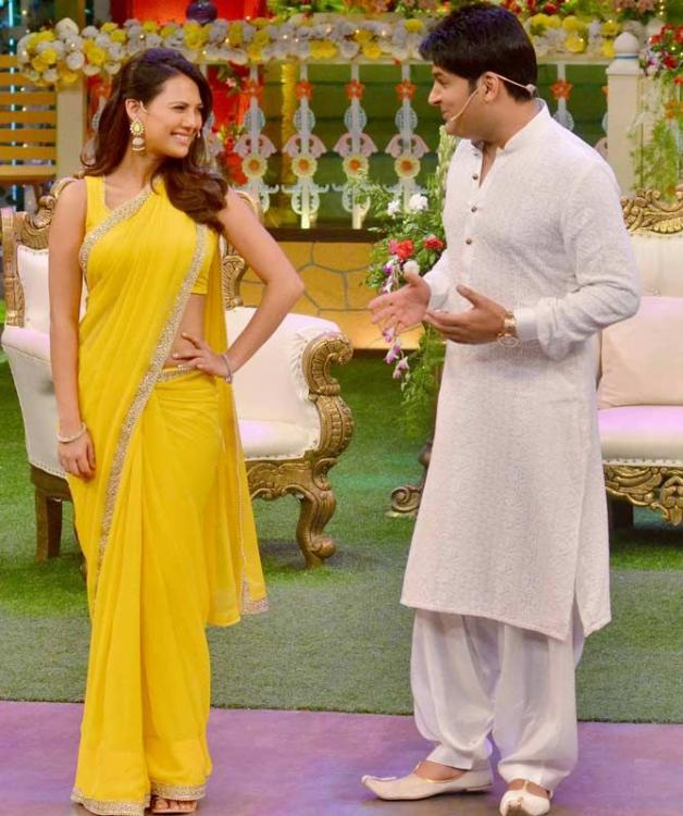 Rochelle Rao and Kapil Sharma are back with the new edition of The Kapil Sharma Show.