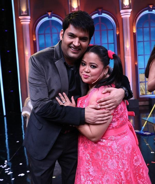 The Kapil Sharma Show: Bharti Singh thanks the audience as the show becomes the number 1 show AGAIN