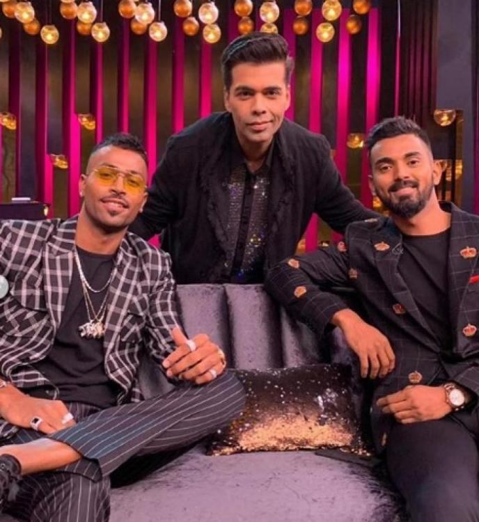 Hardik Pandya and KL Rahul controversy: Karan Johar feels SORRY for it; Twitterati left disappointed