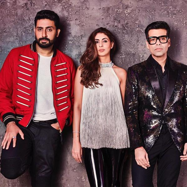 Koffee With Karan 6 Highlights: Abhishek Bachchan & Shweta Bachchan reveal each other's childhood anecdotes