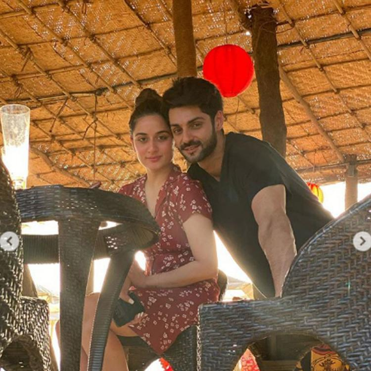 Karan Wahi sends a beautiful birthday wish for lady love Uditi Singh amid lockdown & it's all about happiness