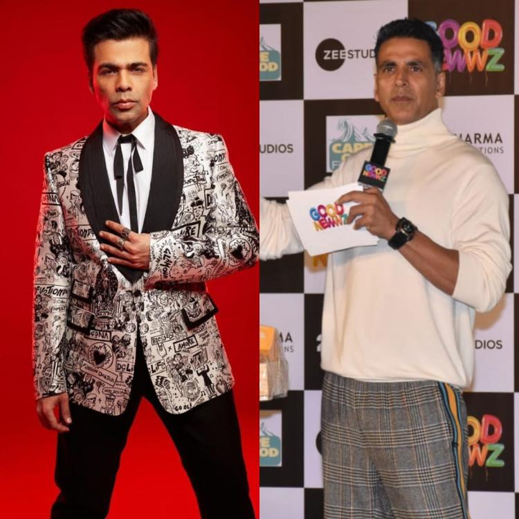 Akshay Kumar and Karan Johar OPEN UP about pay disparity and gender inequality in the industry; Deets inside