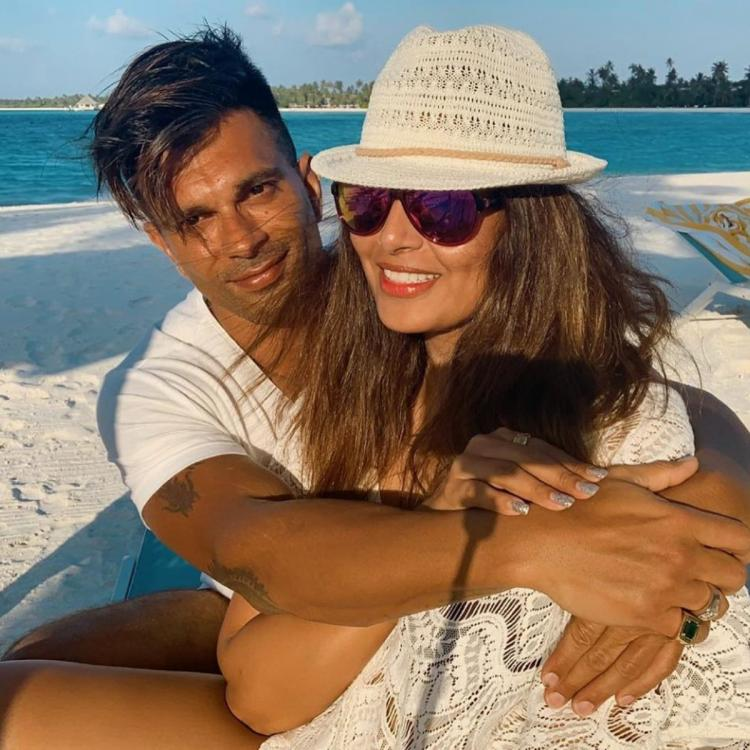 Karan Singh Grover posts an adorable wish for wife Bipasha Basu on her birthday; Check out her sweet reply