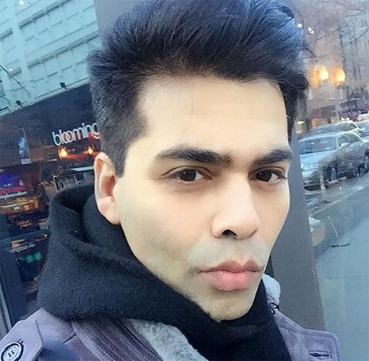 Karan Johar REVEALS why he doesn't give his phone to anyone; Check out