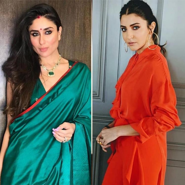 Celebrity Style,kareena kapoor,anushka sharma,Janhvi Kapoor,republic day 2019