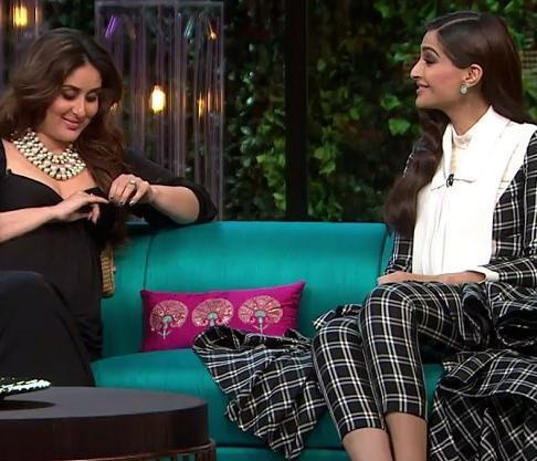Sonam K Ahuja has THIS to say about Kareena Kapoor Khan not being on social media