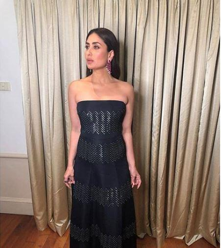 Kareena Kapoor Khan glams up in two different outfits for an event in Kochi; View PICS