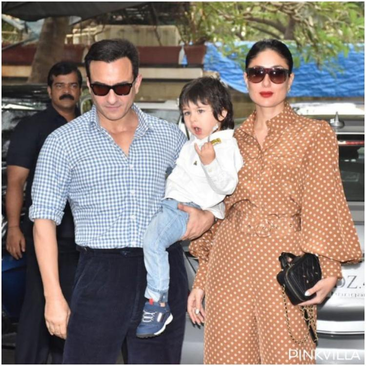 Kareena Kapoor Khan and Saif Ali Khan to be paid THIS whopping amount for promoting a diaper? Find Out