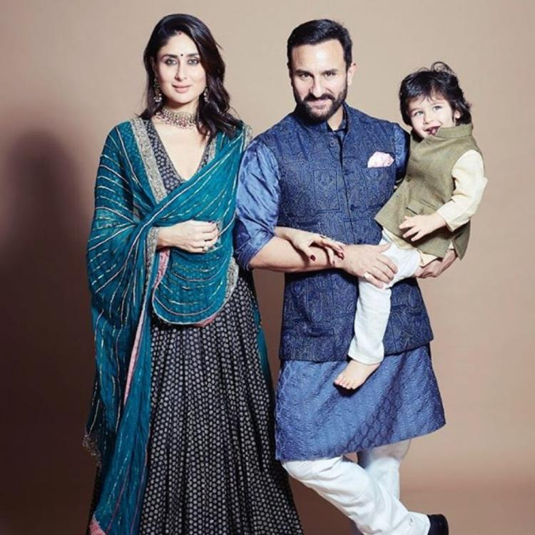 Kareena Kapoor Khan on a second child: Saif Ali Khan & I are happy with Taimur Ali Khan & don't have any plans
