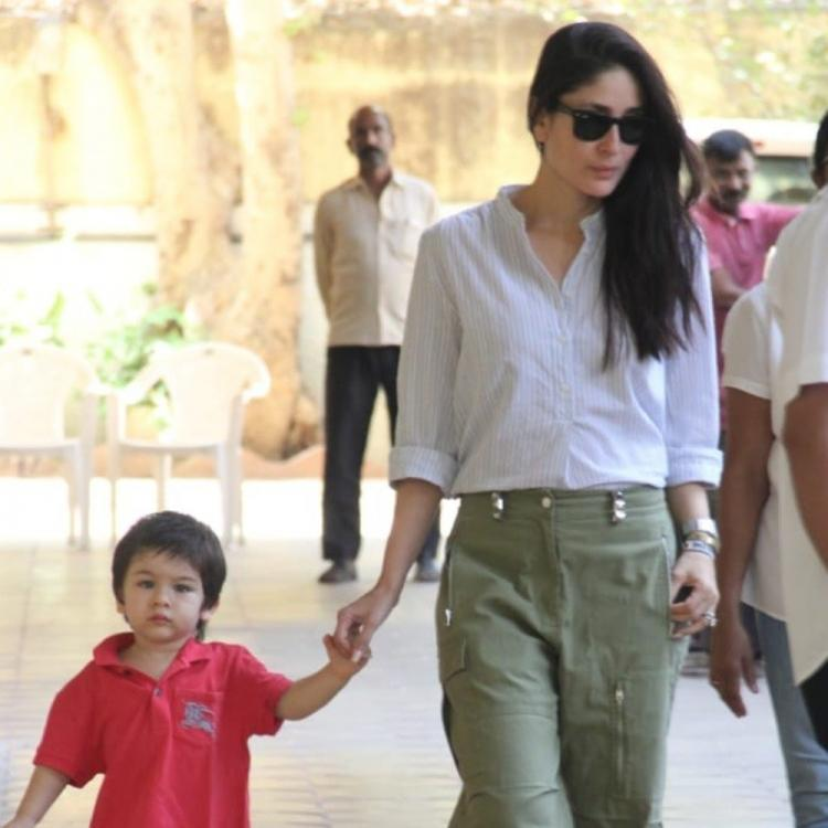 Kareena Kapoor Khan goes the extra mile for Taimur Ali Khan; will continue to travel back & forth for shoots