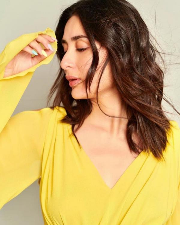 Kareena Kapoor Khan's bouncy beachy waves require NO heat and are absolutely effortless