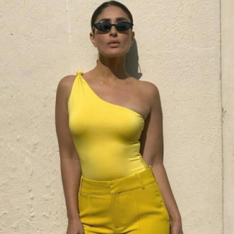 Kareena Kapoor Khan is the sunshine girl of Bollywood: 5 times K3G star sported yellow outfits like a diva