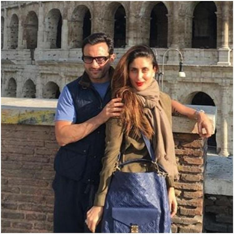Kareena Kapoor prays for Italy with a throwback pic of Saif Ali Khan and her as COVID 19 death toll rises