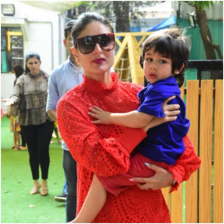 Kareena Kapoor Khan reveals what she would gift Taimur Ali Khan that money can't buy; Find out