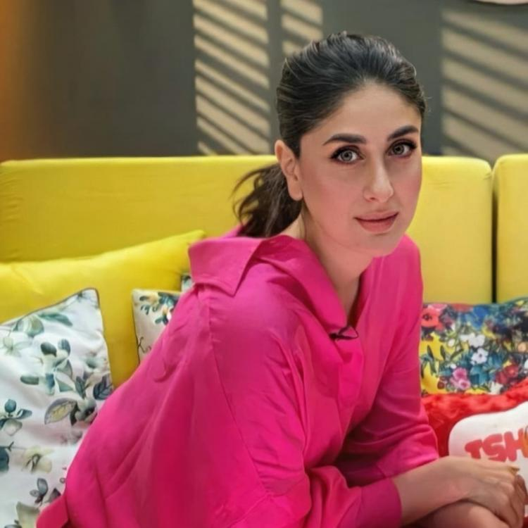 Kareena Kapoor Khan's latest video enacting on her song Bebo is hard to miss; WATCH