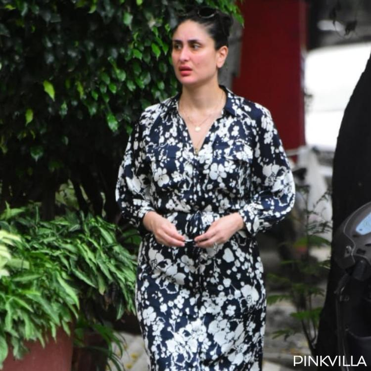 Kareena Kapoor & Saif Ali Khan trolled massively by netizens for stepping out with Taimur without masks