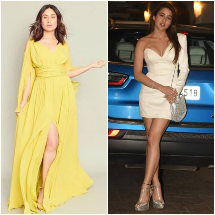 From Kareena Kapoor to Sara Ali Khan; You CANNOT MISS these celebrity looks from yesterday