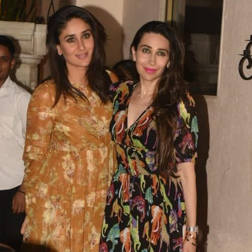 Kareena Kapoor Khan and Karisma Kapoor show how to do casual dressing right in breezy maxi dresses