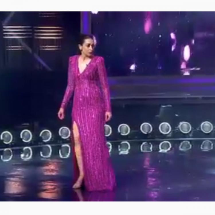 Karisma Kapoor's 'juggalbandi' with Dance India Dance contestant is giving major Dil Toh Pagal Hai feels