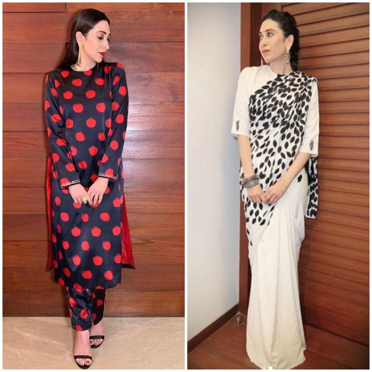Karisma Kapoor in Abraham & Thakore and Kshitij Jalori : Yay or Nay?