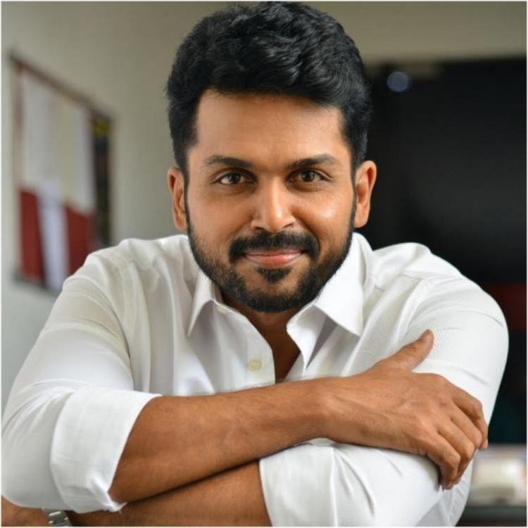 Kaithi actor Karthi thanks government's actions in preventing COVID 19