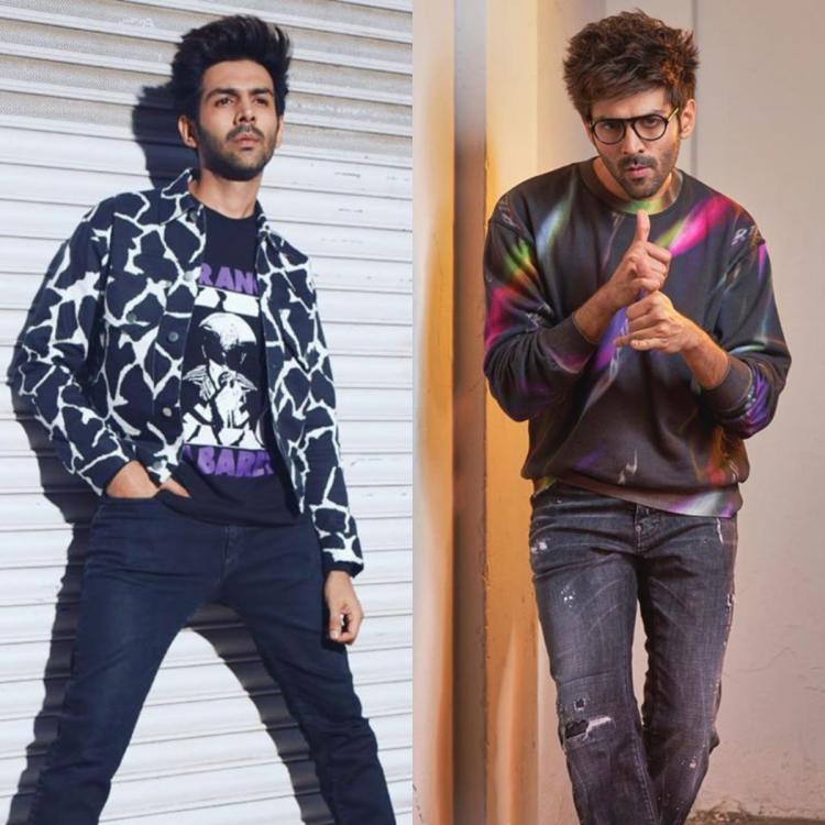 Kartik Aaryan's Love Aaj Kal promotional wardrobe was all things eccentric with an edgy and funky spin