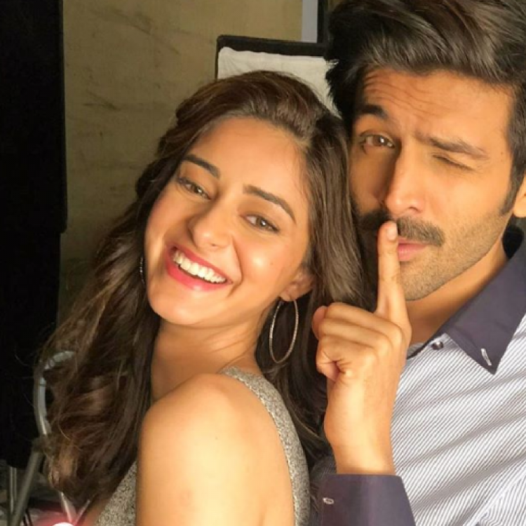Ananya Panday reveals how she & Kartik Aaryan laugh it off when it comes to their relationship rumours