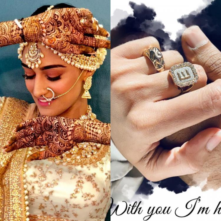 Did Kasautii Zindagii Kay star Erica Fernandes share picture of her engagement rings? Find Out