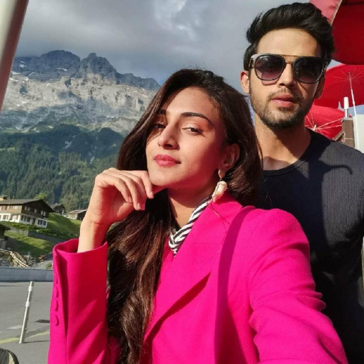 Kasautii Zindagii Kay's Parth Samthaan REVEALS Erica Fernandes gets offended by his jokes; Denies dating her