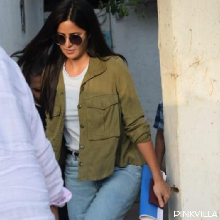 Photos: Katrina Kaif is giving out chill vibes as she steps out of her gym in casuals