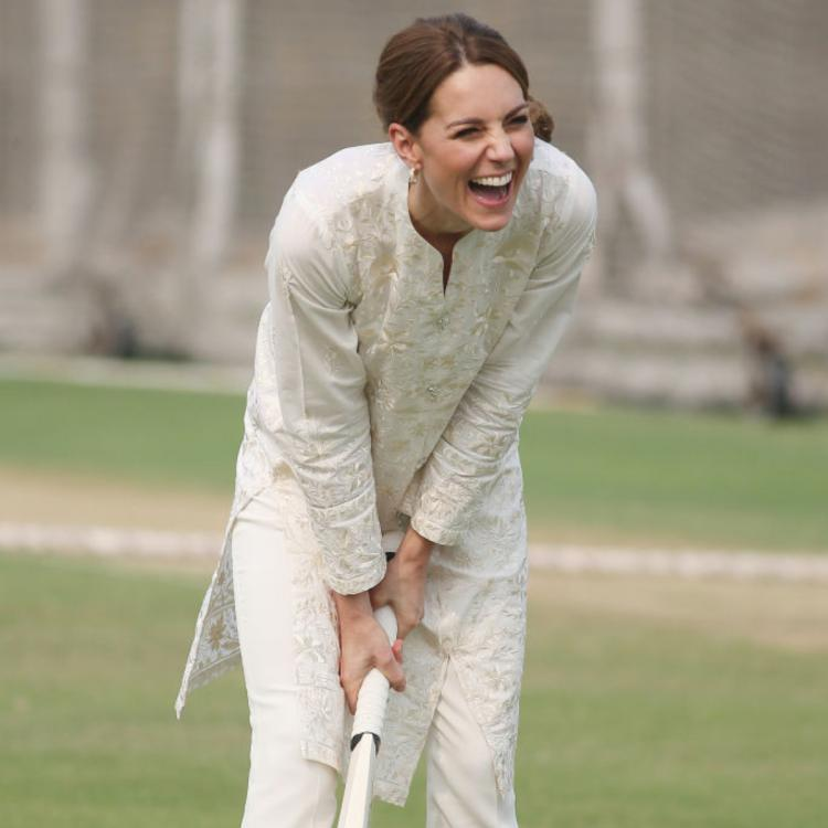 Royal Tour Pakistan: Prince William and Kate Middleton get sporty with a game of cricket