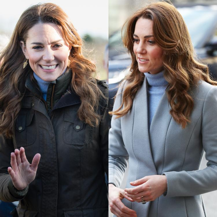 Kate Middleton stepped out in two stylish outfits for her official visit to Northern Ireland and Scotland